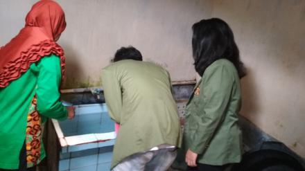 Gertak PSN di Dusun Bongos II