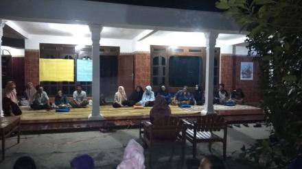 Lomba Cerdas Cermat antar RT Dusun Kenteng