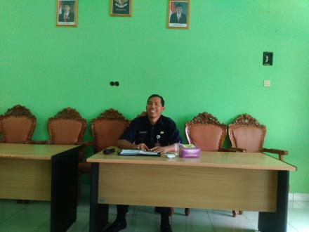 Kasi Pelayanan Desa Gadingsari Hadiri Rakor Persiapan Sambang Warga