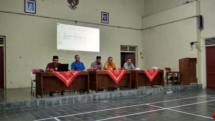 Sosialisasi Peraturan Daerah DIY Nomor 13 Tahun 2015
