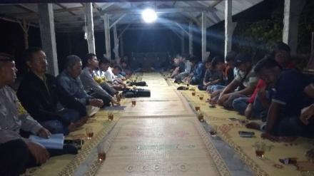 Musyawarah Kelompok Sadar Wisata (Pokdarwis) Pantai Pandansari