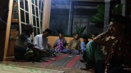 Pertemuan Malam Jumat Kliwonan RT 3 Sorobayan