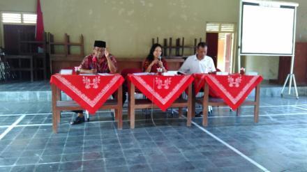 Sosialisasi Pemanfataan Tanah Desa oleh Dispertaru DIY