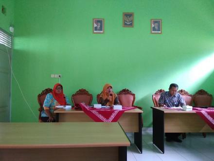 Rakor GOPTKI Kecamatan Sanden