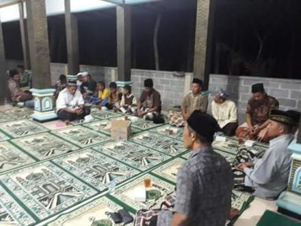 Tadarus Al-Quran menyambut tahun baru islam