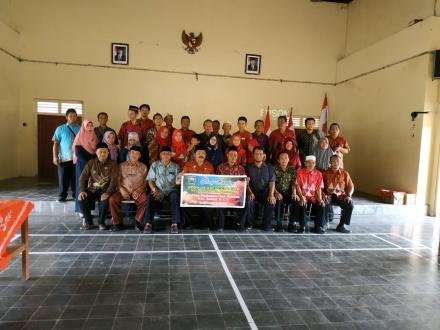 Desa Gadingsari Mendapat Kunjungan dari Desa Gedangan Kec. Tuntang Kab. Semarang