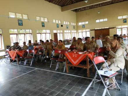Rapat Koordinasi Pemerintah Desa