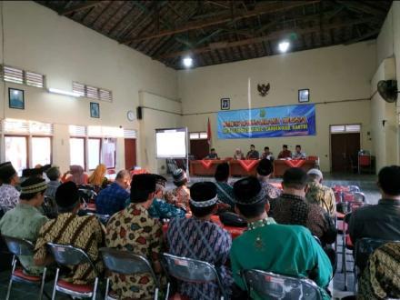 Musyawarah Desa tentang Kewenangan Desa