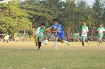 8 Besar Gadingsari Cup 2019: Ungguli KK FC, Basoka FC Raih Tiket ke Semifinal