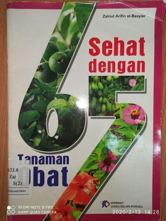 Sehat Dengan 65 Tanaman Obat