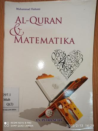 Al Quran dan Matematika