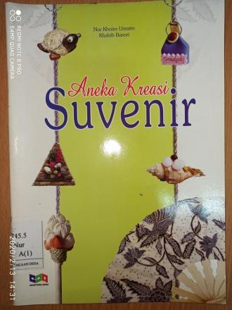 Aneka Kreasi Souvenir